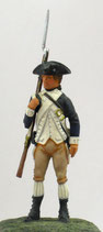 REV 41-24 Relaxed, musket slung