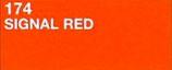Humbrol Signal Red Satin