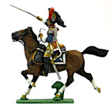 NAP C-186 Cuirassier Officer