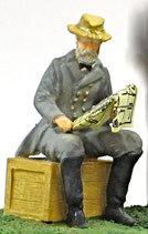 ACW C-245 General Lee seated on box