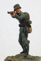 MOD S-76 firing rifle