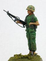 MOD C-153 US Infantryman in helmet