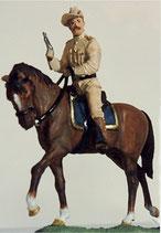 NIN C-239 Colonel Theodore Roosevelt on mount