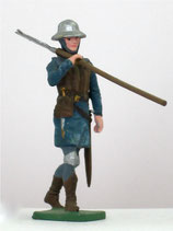 MED S-105 Pikeman walking