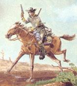 ACW C-118 Confederate Cavalry Scout