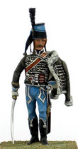 NAP Hussar in Wing Cap on foot