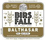 Birsfallbier Balthasar - 6 x 33 cl