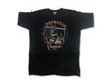 "T-Shirt "" Rockstar am Glas """