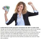 Kombi Kurzbericht Newsletter + Online-Medlung