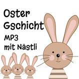 MP3 mit Osternästli und Turnsäckli