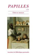 PAPILLES, culture & patrimoine gourmands n° 54