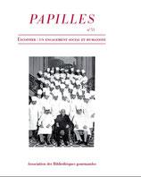 PAPILLES, culture & patrimoine gourmands n° 53