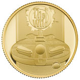 25 £   The Who 2021 Gold PP