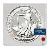 Münzhüllen Lindner - 500 Stück