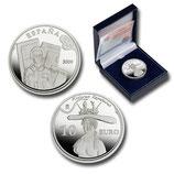 10 Euro Salvador Dali 2009 Motiv 1