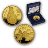 400 Euro Salvador Dali 2009 Gold