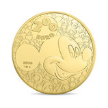 200 Euro Mickey Mouse 1 Unze Gold 2016 PP