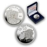 10 Euro Salvador Dali 2009 Motiv 2