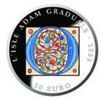 10 Euro Gotik 2020 Silber PP