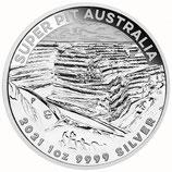Super Pit 2021 Silber 1 Unze