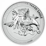 1 AUD Australischer Keilschwanzadler 2021 PP