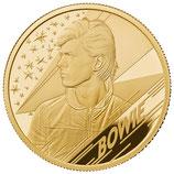 25 £ David Bowie 2020 Gold PP
