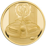 100 £ The Who 2021 Gold PP