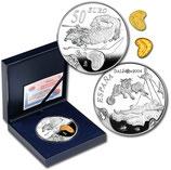 50 Euro Salvador Dali 2009 5 Unzen
