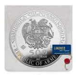 Münzhüllen Lindner - 10 Stück