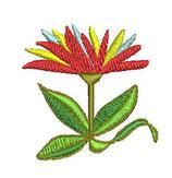 Stickdatei Blume 2-005