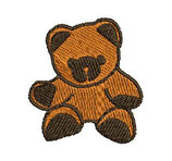 Stickdatei Teddy 1-F-026