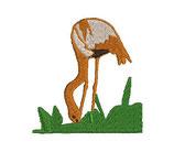 Stickdatei Flamingo 3-023