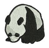 Stickdatei Panda 3-014