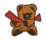 Stickdatei Teddy 1-F-025