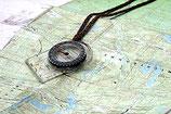 kaart en compas