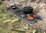 vuur maken en koken