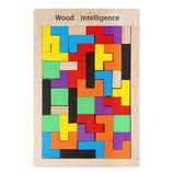 Holz-Tetris / SG35
