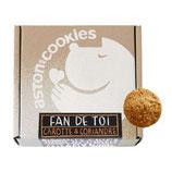 "Aston's Cookies ""Fan de toi"" Karotte und Koriander"