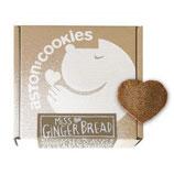 "Aston's Cookies ""Miss Ginger Bread"" Lebkuchen"