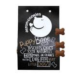 "Aston's Cookies ""Puppy Bone"" Johannisbrotpulver, Honig, Zimt"