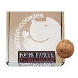 "Aston's Cookies ""Pomme d'amour"" Apfel & Zimt"