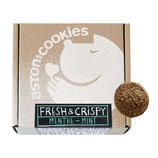 "Aston's Cookies ""Fresh & Crispy"" Pfefferminz"