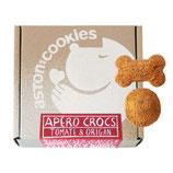 "Aston's Cookies ""Apéro Crocs"" Tomate & Oregano"