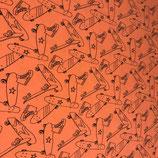 Kickboard orange