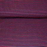 Streifen pink/marine
