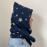 Sterne auf dunkelblau