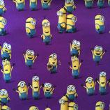 Mignons auf violett
