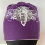Totenkopfschwärmer violett