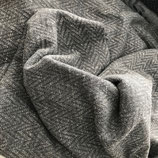 Zickzack grau (Strick)