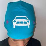 Türkis mit Auto (R)